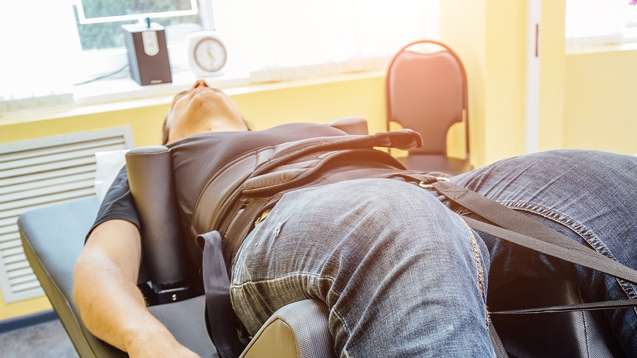 Decompression Therapy in Chiropractor Henderson